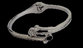 Bracelet Jonc Strass