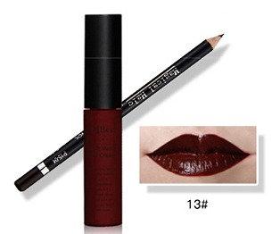 Ensemble Crayon à lèvre et Lip Gloss