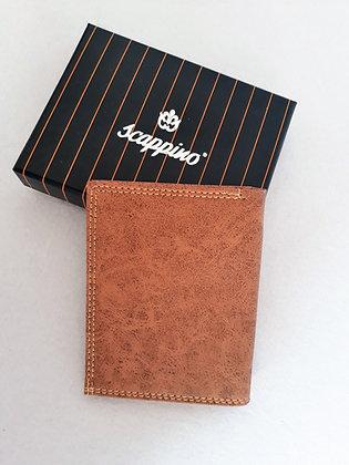 Box portefeuille pour homme