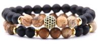 Bracelet en pierre naturelles