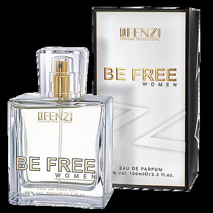 BE FREE -100ML