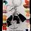Thumbnail: Porte Clé  Arbre Onyx Noir