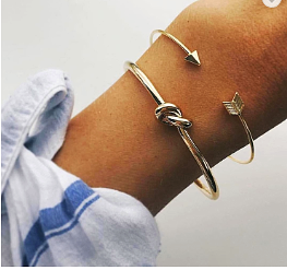 Duo de  bracelets