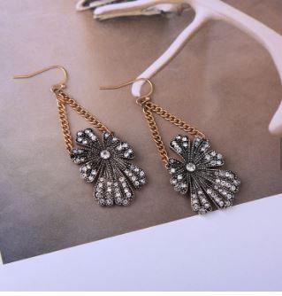 Boucles pendantes