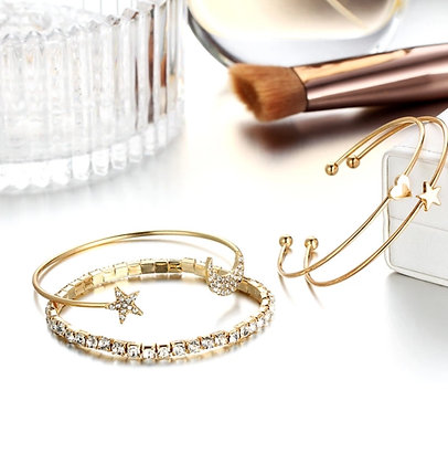 Ensemble de 4 bracelets