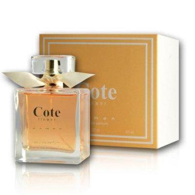 Cote Flower - Eau de Parfum Pour Femme 100 ml