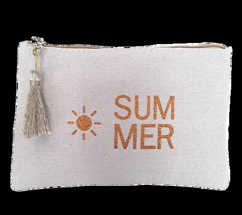 Pochette message Summer