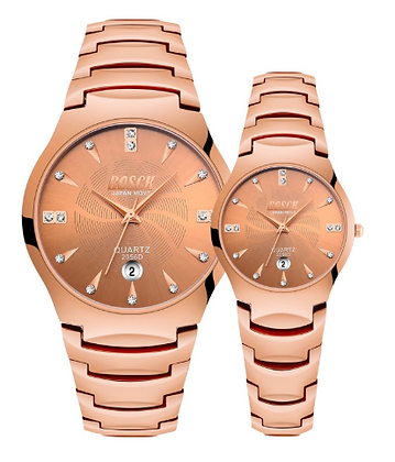 Montre DUO love