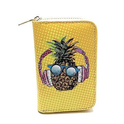 Porte monnaie pineapple