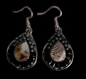 Boucles d'oreilles femme