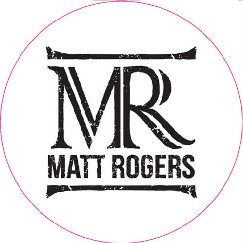 Matt Rogers Sticker