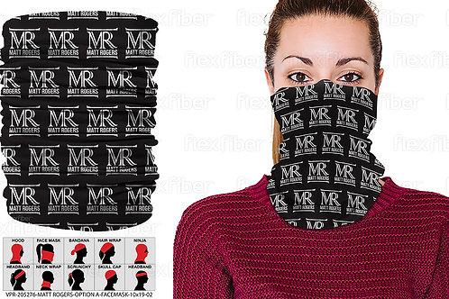 Soft Microfiber Neck Gaiter/Headscarf