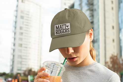 Embroidered Patch Hat