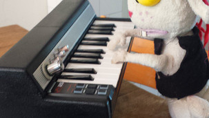 Hummimummi's piano