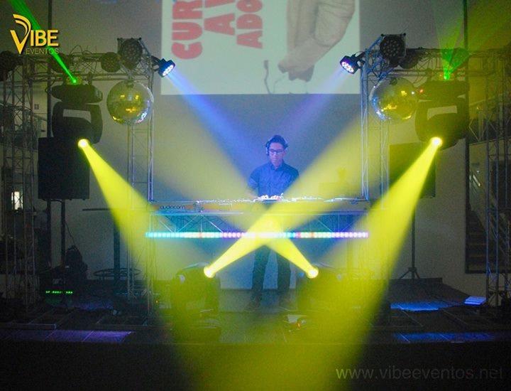 Luz de Pista de Dança