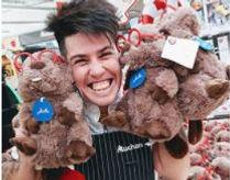Campanha de Natal Auchan