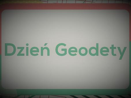 5 marca - dzień geodety europejskiego i geoinformacji