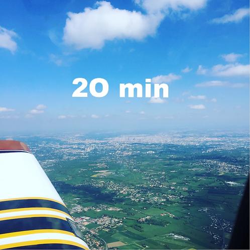Vol de Découverte 20 min