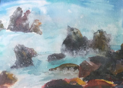 High Tide, Watercolor $300.00_edited