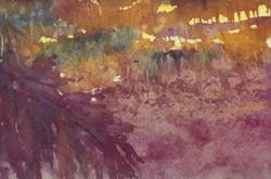 High Desert, Watercolor $35.00_edited