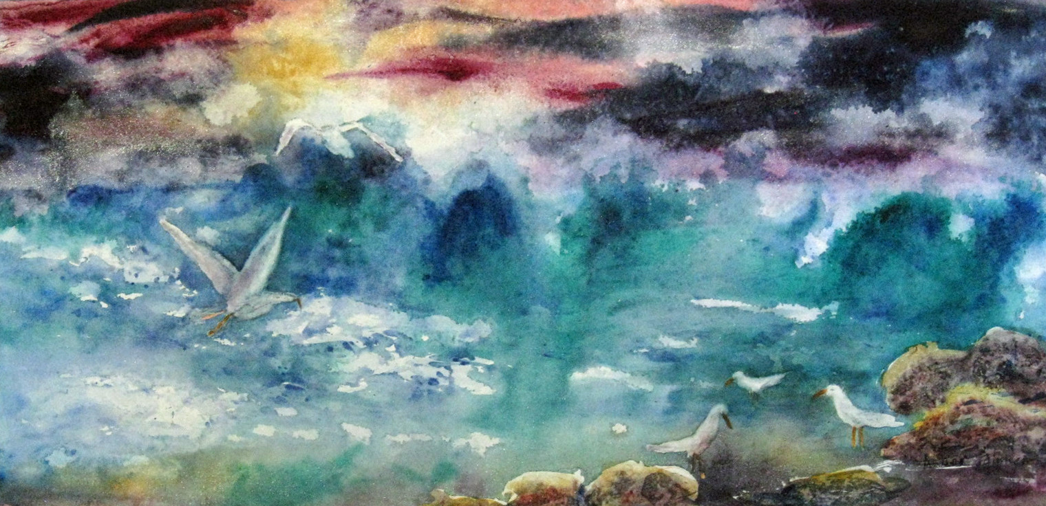 Coastal Memories - $700.JPG