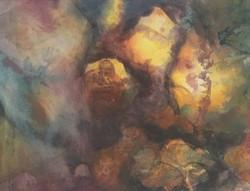 Inner Light, Watercolor $400.00_edited