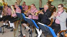 Ausflugsziel Eulenberghof: Musikverein Gauangelloch spielte zum Frühschoppen