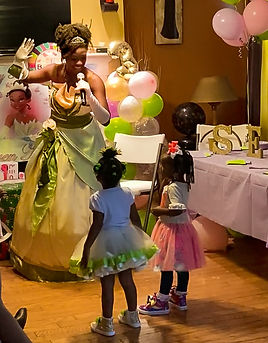 new orleans princess tiana pledge with c