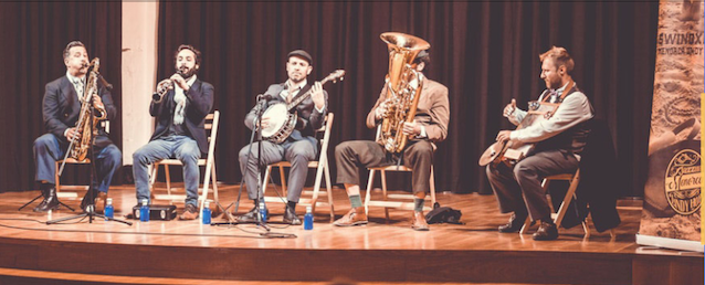 New Orleans Jazz Music Combo