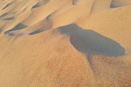 Песок сухой природный речной