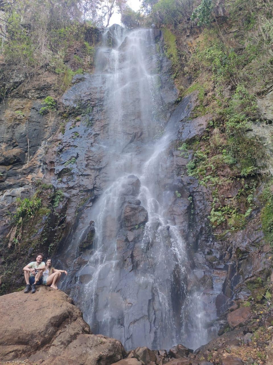 Cachoeira Campinho Brotas