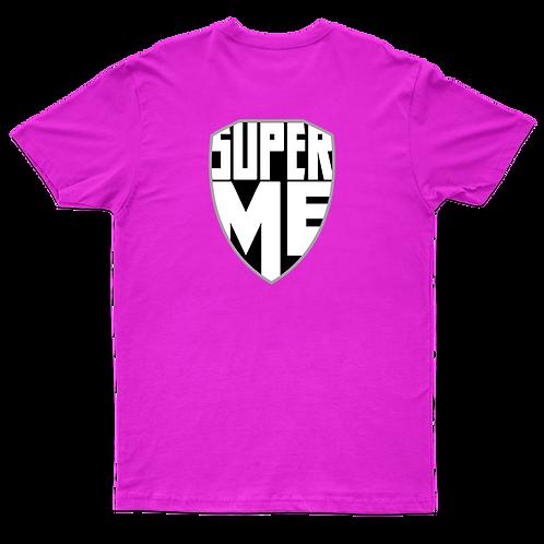SuperMe t-shirt - Purple