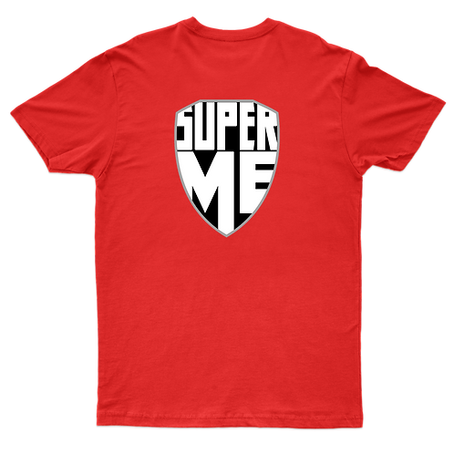 SuperMe t-shirt - Red
