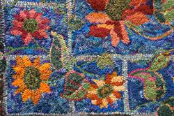 Sunflower Trellis detail2