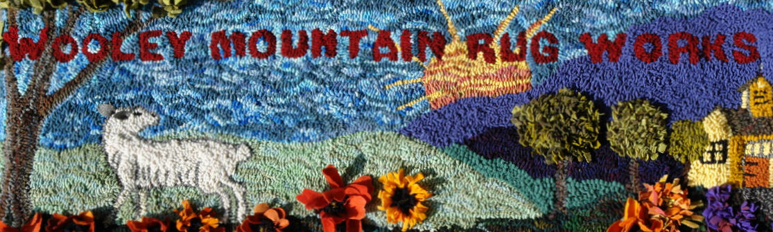 Wooley Mountain Rug Works Detail1