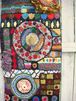 Majic Carpet #1 Close up