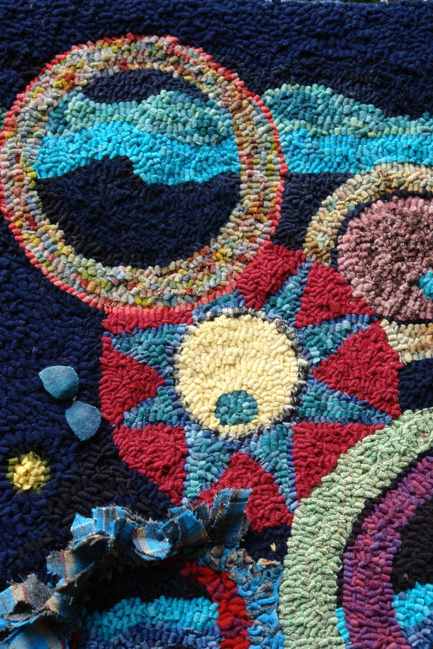 Majic Carpet #2 Detail1