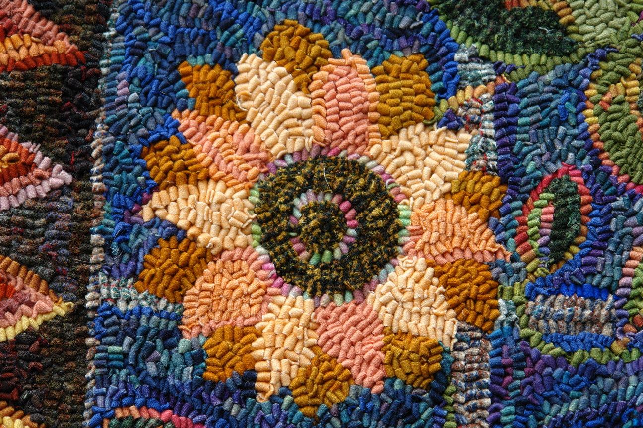Sunflower Trellis detail7