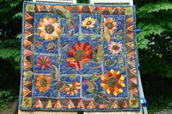 Sunflower Trellis