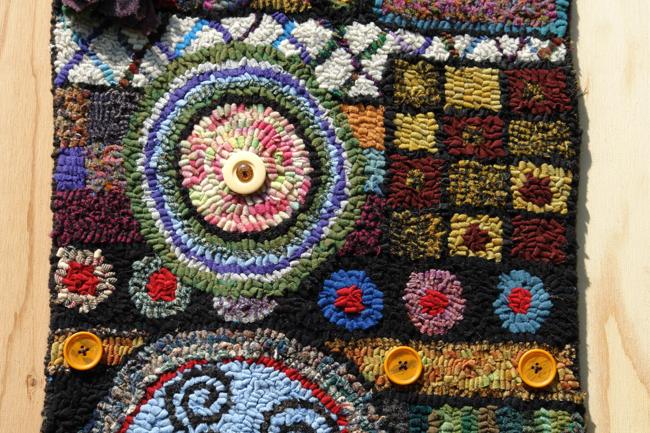 Majic Carpet #1 detail1