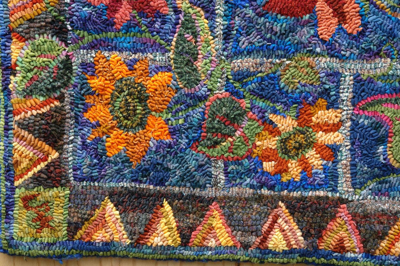 Sunflower Trellis detail3