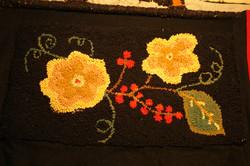 Primitive Flower Panel