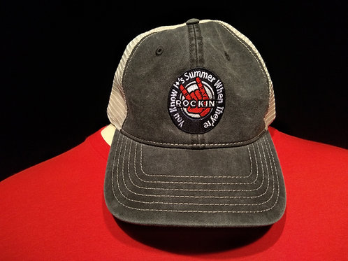 Rockin' Weedsport Retro Hat