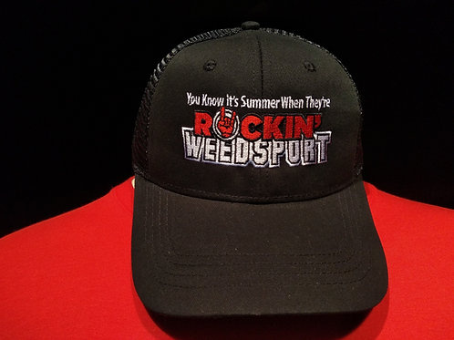 Rockin' Weedsport Trucker Hat