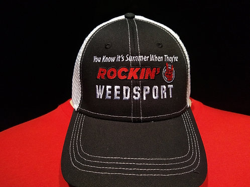 Rockin' Weedsport Salute Hat