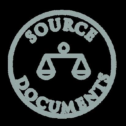 source documents legal document preparation