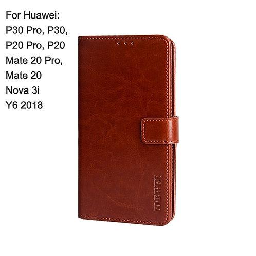 改Wallet case for Huawei P30 Pro/ P30/ P20/ P20 Pro/ Mate 20 Pro/ Mate 20