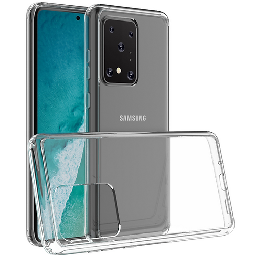 Samsung Galaxy S/ Note Series Clear Silicon case
