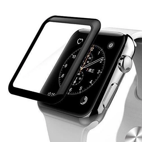 Apple watch Full covered Glass Screen Protectors