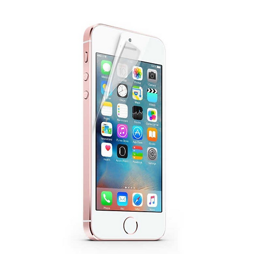 iPhone Clear Plastic Screen Protectors